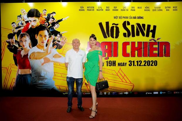 Drama tiếp nối: NSX Võ Sinh Đại Chiến chia sẻ phim bị PR tệ là do nhà phát hành, phải rút lui để tìm cơ hội mới - Ảnh 2.