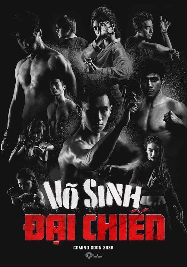 Drama tiếp nối: NSX Võ Sinh Đại Chiến chia sẻ phim bị PR tệ là do nhà phát hành, phải rút lui để tìm cơ hội mới - Ảnh 1.
