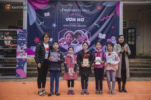 WeDo Góp Sách Ươm Mơ trao tặng hơn 20.000 cuốn sách và 10.000 bộ dụng cụ học tập cho trẻ em miền Trung - Ảnh 5.
