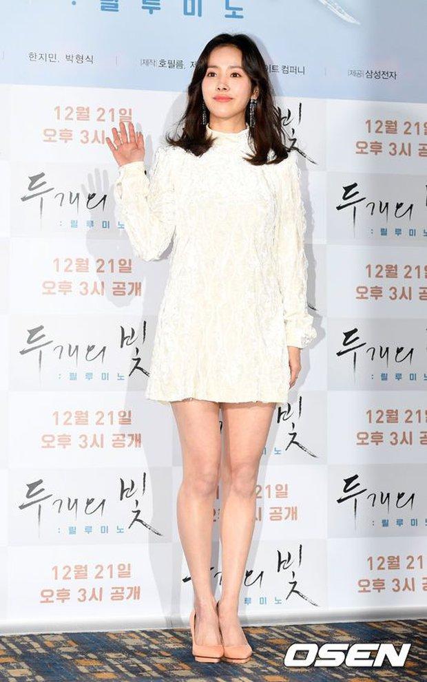 5 bóng hồng bước qua đời So Ji Sub: Toàn mỹ nhân ngực khủng căng tràn bờ đê, Son Ye Jin học vấn thua xa vợ tài tử - Ảnh 30.