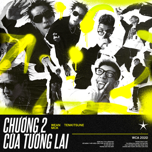Fan Rap/ Hip-hop chắc chắn mê: WEAN và MCK sẽ có màn collab song Long chất lượng trong album Diệu Kỳ Việt Nam! - Ảnh 2.