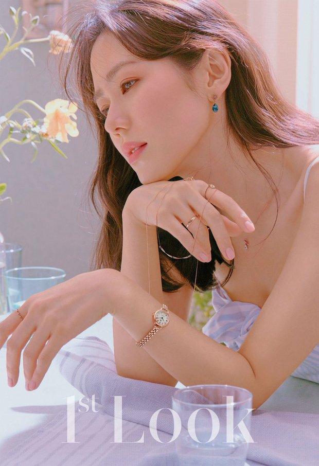 5 bóng hồng bước qua đời So Ji Sub: Toàn mỹ nhân ngực khủng căng tràn bờ đê, Son Ye Jin học vấn thua xa vợ tài tử - Ảnh 43.