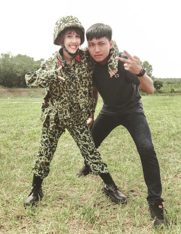 Nam Thư tiết lộ Mũi trưởng Long sắp đáp Hà Nội thăm Hậu Hoàng, Dương Hoàng Yến - Ảnh 4.