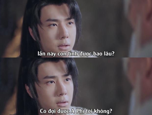 Sau nụ hôn xẹt điện 5 giây, Vương Nhất Bác chính thức cầu hôn Triệu Lệ Dĩnh ở Hữu Phỉ tập 42 - Ảnh 3.
