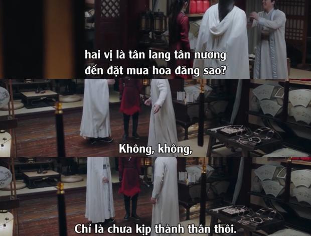 Sau nụ hôn xẹt điện 5 giây, Vương Nhất Bác chính thức cầu hôn Triệu Lệ Dĩnh ở Hữu Phỉ tập 42 - Ảnh 10.