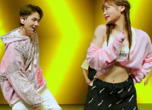 Khi vũ công của idol nổi sau 1 đêm vì quá đẹp: 2 nữ dancer của EXO xinh xỉu, hot boy 6 múi của Sunmi và biên đạo nhà SM át cả idol - Ảnh 22.