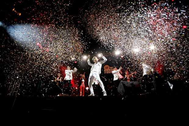 """Jack, Thuỳ Chi khiến fan """"mê mẩn"""" với loạt hit, Juky San - LyLy cùng dàn nghệ sĩ làm bùng nổ sân khấu chưa từng có tại HOT14 WOW Sunset Fest - Ảnh 37."""