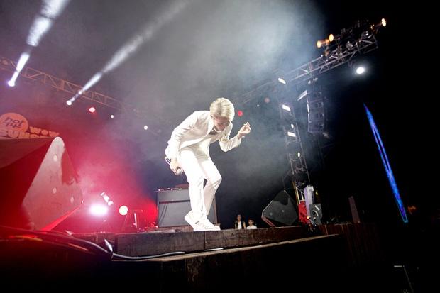 """Jack, Thuỳ Chi khiến fan """"mê mẩn"""" với loạt hit, Juky San - LyLy cùng dàn nghệ sĩ làm bùng nổ sân khấu chưa từng có tại HOT14 WOW Sunset Fest - Ảnh 30."""