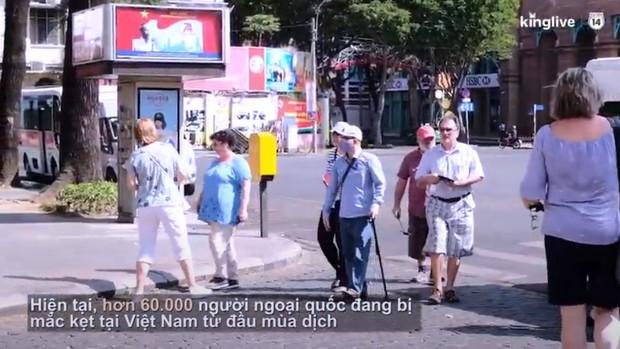 Chuyện những người ngoại quốc mắc kẹt ở Việt Nam do dịch Covid-19: Chúng tôi thấy mình cực kỳ may mắn! - Ảnh 1.