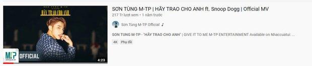 Knet tố cáo fan Việt giả làm người Hàn Quốc để bình luận hết sức giả trân dưới MV Hãy Trao Cho Anh của Sơn Tùng M-TP? - Ảnh 1.