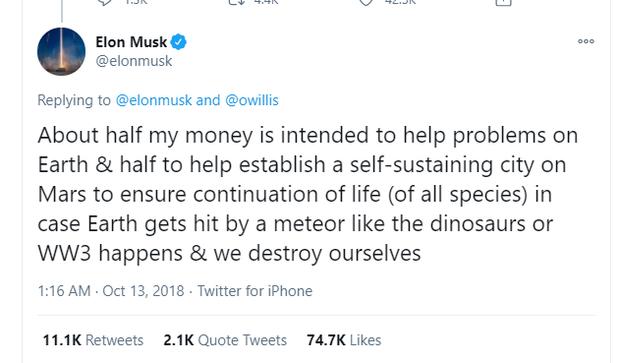 Là người giàu nhất thế giới hiện tại, vì sao Elon Musk vẫn luôn hờ hững với tiền bạc? - Ảnh 2.
