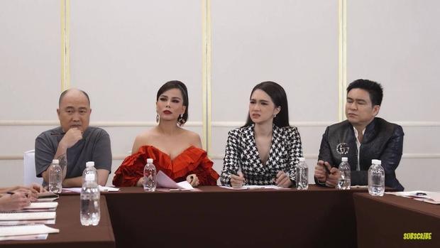Hương Giang nhíu mày xót xa khi nghe Tường Vi kể về biến chứng hậu phẫu thuật chuyển giới - Ảnh 6.
