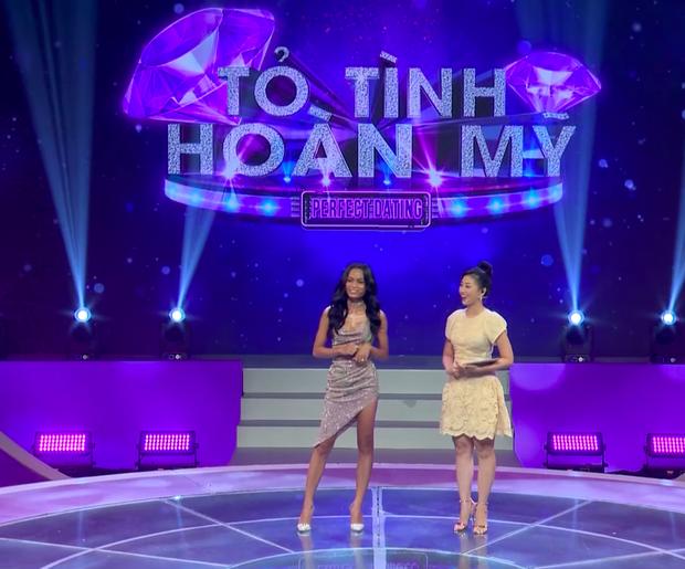 Học trò Minh Tú bất ngờ xuất hiện trên show tỏ tình, còn được Phạm Đình Thái Ngân bấm nút lựa chọn - Ảnh 2.