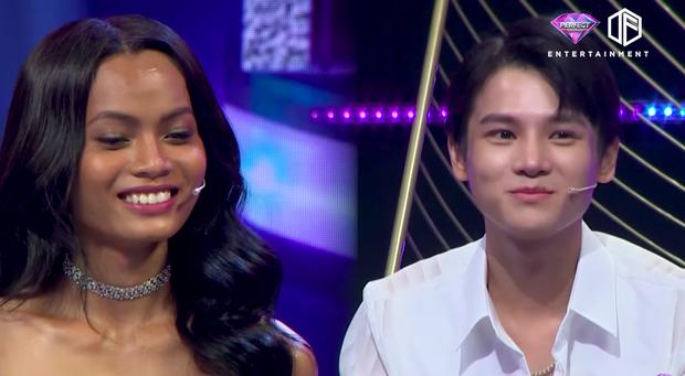 Học trò Minh Tú bất ngờ xuất hiện trên show tỏ tình, còn được Phạm Đình Thái Ngân bấm nút lựa chọn - Ảnh 6.