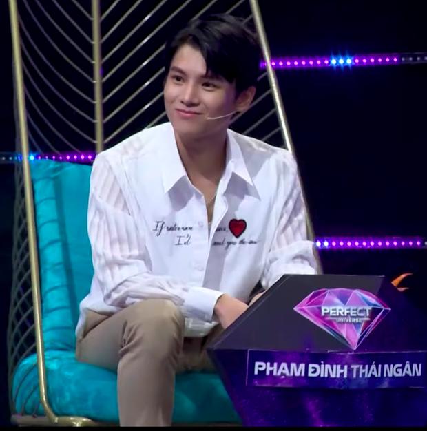Học trò Minh Tú bất ngờ xuất hiện trên show tỏ tình, còn được Phạm Đình Thái Ngân bấm nút lựa chọn - Ảnh 4.