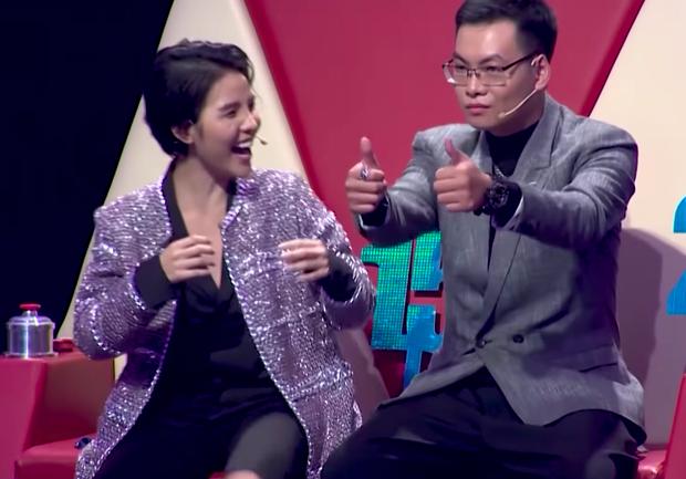 MC ILL chiêu dụ thí sinh cực căng tại Giọng Hát Việt Nhí: Con về đội chú sau này rap Việt không ai dám động vào con - Ảnh 2.