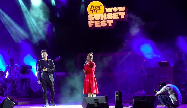 """Jack, Thuỳ Chi khiến fan """"mê mẩn"""" với loạt hit, Juky San - LyLy cùng dàn nghệ sĩ làm bùng nổ sân khấu chưa từng có tại HOT14 WOW Sunset Fest - Ảnh 20."""