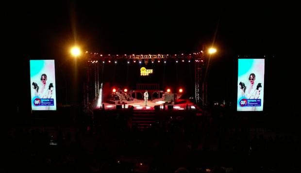 """Jack, Thuỳ Chi khiến fan """"mê mẩn"""" với loạt hit, Juky San - LyLy cùng dàn nghệ sĩ làm bùng nổ sân khấu chưa từng có tại HOT14 WOW Sunset Fest - Ảnh 28."""
