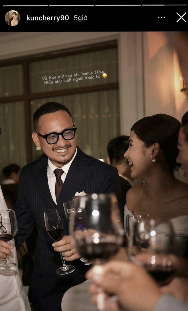 MC Thu Hoài kêu trời vì chồng CEO tăng vù vù 10kg sau khi kết hôn: Tác hại của hạnh phúc là đây? - Ảnh 2.