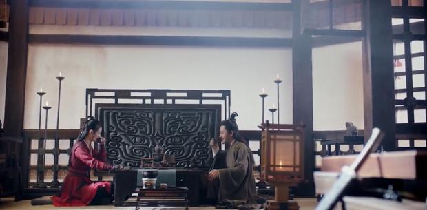 Sau nụ hôn xẹt điện 5 giây, Vương Nhất Bác chính thức cầu hôn Triệu Lệ Dĩnh ở Hữu Phỉ tập 42 - Ảnh 1.