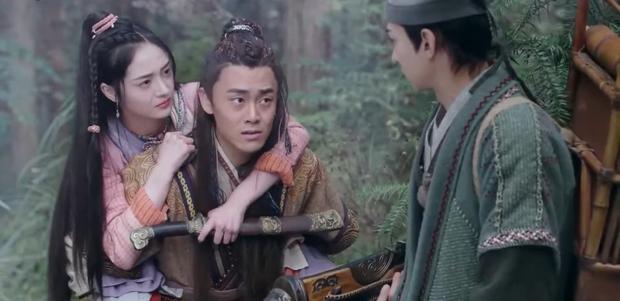 Sau nụ hôn xẹt điện 5 giây, Vương Nhất Bác chính thức cầu hôn Triệu Lệ Dĩnh ở Hữu Phỉ tập 42 - Ảnh 5.