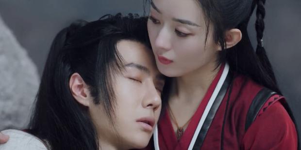 Sau nụ hôn xẹt điện 5 giây, Vương Nhất Bác chính thức cầu hôn Triệu Lệ Dĩnh ở Hữu Phỉ tập 42 - Ảnh 7.