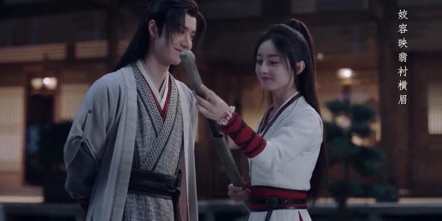 Sau nụ hôn xẹt điện 5 giây, Vương Nhất Bác chính thức cầu hôn Triệu Lệ Dĩnh ở Hữu Phỉ tập 42 - Ảnh 13.