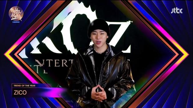 BTS xuất hiện đủ 7 người nhận giải nhưng lại mất Daesang về tay IU tại Grammy Hàn Quốc 2021; BLACKPINK, Red Velvet ở nhà vẫn có giải - Ảnh 4.