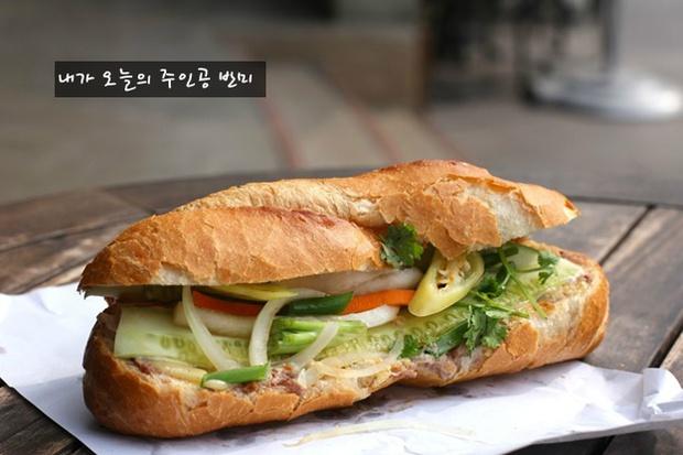 Người Hàn Quốc bình chọn 14 món ăn tiêu biểu của ẩm thực Việt Nam, đọc tới màn giới thiệu bánh mì mới thấy có gì đó sai sai? - Ảnh 2.