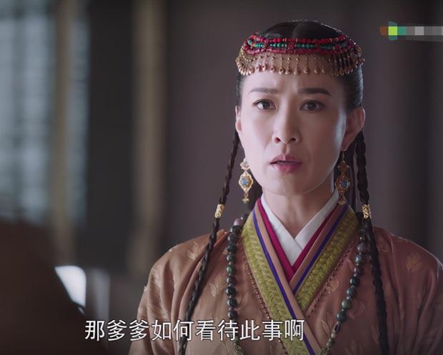 Loạt chị đại cưa sừng làm nghé nhức mắt nhất phim Trung: Chương Tử Di hóa em gái 15 chưa là gì với số 6 thảm họa một thời - Ảnh 10.
