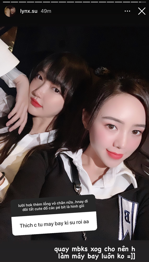 Linh Sugar đọ sắc Quỳnh Kool: Cựu hot girl Hà thành vs mỹ nhân sitcom, ai đỉnh hơn ai? - Ảnh 1.