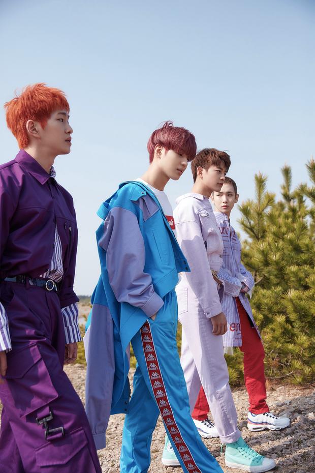Top 30 nhóm nhạc nam hot nhất xứ Hàn: BTS mở bát xưng vương năm mới, choáng nhất là thứ hạng cả dàn idol nhà SM - Ảnh 8.