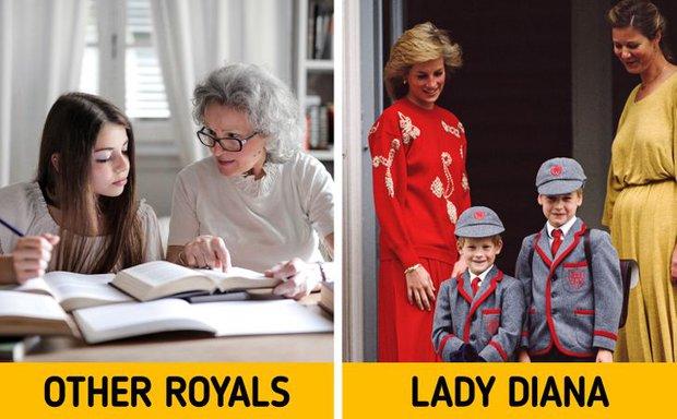 Những lần Công nương Diana không ngại phá vỡ quy tắc hoàng gia để nuôi dạy con theo ý riêng nhưng lại nhận được sự ủng hộ của dân chúng - Ảnh 3.
