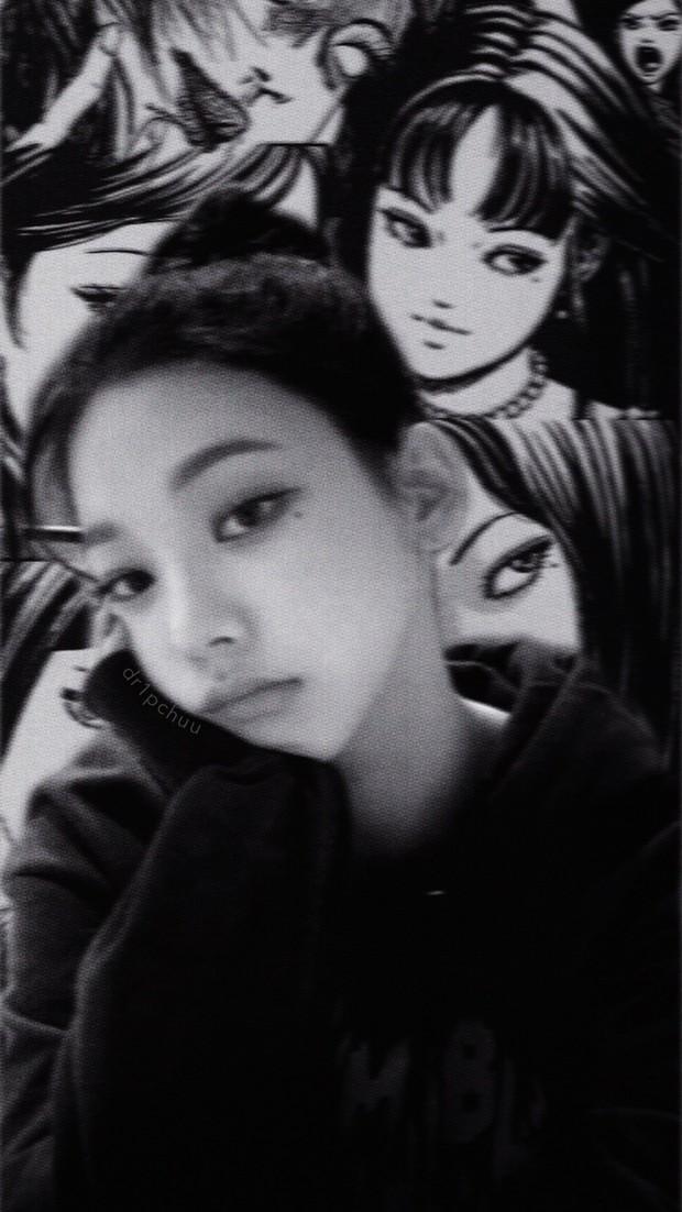 Heechul (Super Junior) được xem trước MV debut của aespa, giật mình vì đàn em Karina quá giống nhân vật truyện tranh kinh dị - Ảnh 5.