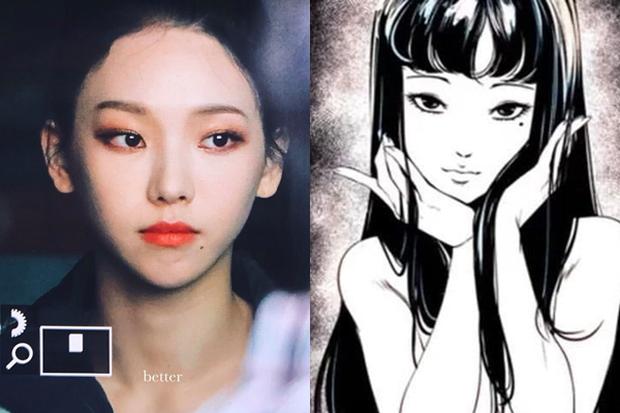 Heechul (Super Junior) được xem trước MV debut của aespa, giật mình vì đàn em Karina quá giống nhân vật truyện tranh kinh dị - Ảnh 7.