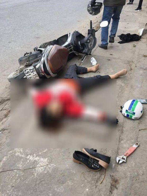 Kinh hoàng khoảnh khắc ghi lại cảnh người phụ nữ bị truy sát tử vong trên đường: Cha tức tốc chạy đến nhưng không kịp cứu con - Ảnh 3.
