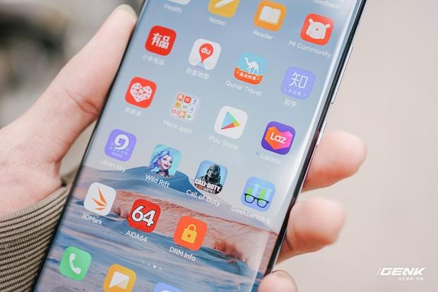 Trên tay Xiaomi Mi 11 tại Việt Nam: Smartphone đầu tiên với chip Snapdragon 888, giá 16 triệu đồng - Ảnh 23.