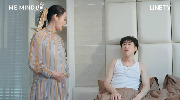 Chồng vắng nhà, bé thụ TharnType 2 hết lăn giường với trai lạ lại suýt bị tiểu tam cưỡng hôn ở tập 9 - Ảnh 7.
