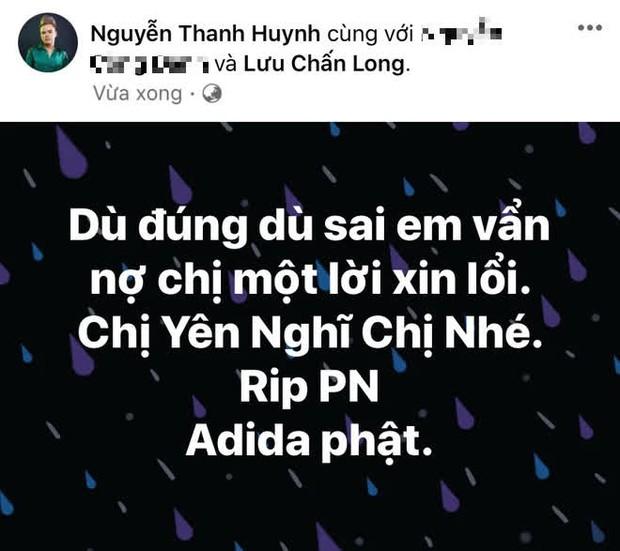 Từng gây sốc khi tố Phi Nhung hét giá cát xê tại chùa, Lưu Chấn Long: Dù đúng dù sai em vẫn nợ chị 1 lời xin lỗi - Ảnh 2.