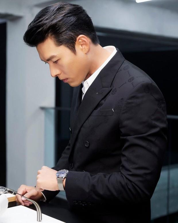 Lâu lắm rồi Hyun Bin mới đi sự kiện: Visual biến vạn bức ảnh thành poster phim là đây, bảo sao Son Ye Jin sa vào lưới tình - Ảnh 7.