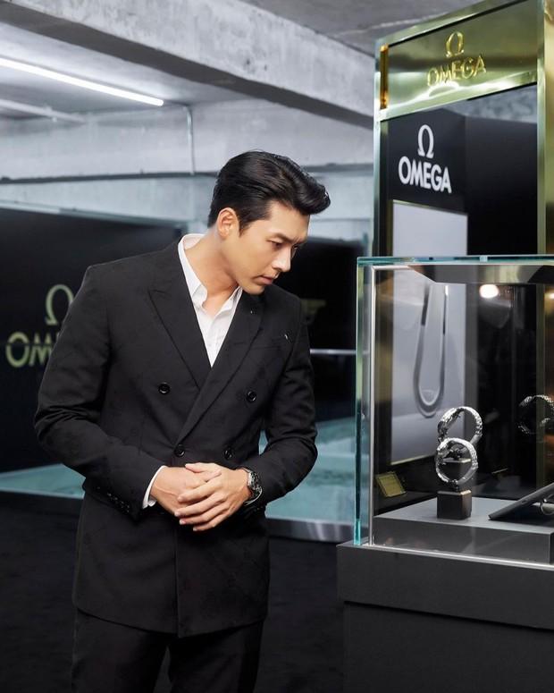 Lâu lắm rồi Hyun Bin mới đi sự kiện: Visual biến vạn bức ảnh thành poster phim là đây, bảo sao Son Ye Jin sa vào lưới tình - Ảnh 8.