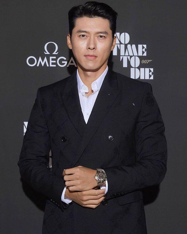 Lâu lắm rồi Hyun Bin mới đi sự kiện: Visual biến vạn bức ảnh thành poster phim là đây, bảo sao Son Ye Jin sa vào lưới tình - Ảnh 2.