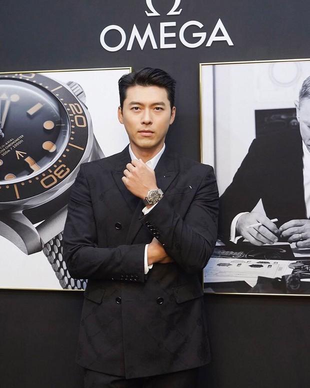 Lâu lắm rồi Hyun Bin mới đi sự kiện: Visual biến vạn bức ảnh thành poster phim là đây, bảo sao Son Ye Jin sa vào lưới tình - Ảnh 3.