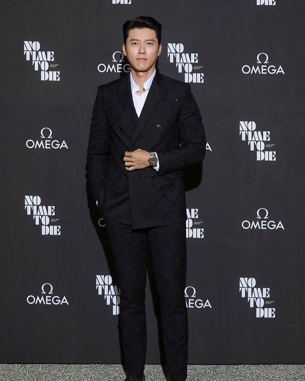 Lâu lắm rồi Hyun Bin mới đi sự kiện: Visual biến vạn bức ảnh thành poster phim là đây, bảo sao Son Ye Jin sa vào lưới tình - Ảnh 5.