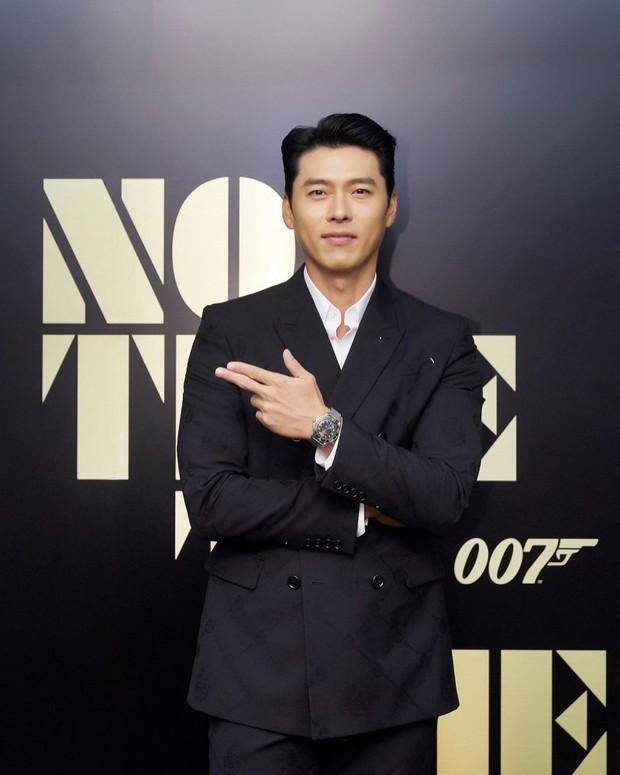 Lâu lắm rồi Hyun Bin mới đi sự kiện: Visual biến vạn bức ảnh thành poster phim là đây, bảo sao Son Ye Jin sa vào lưới tình - Ảnh 4.