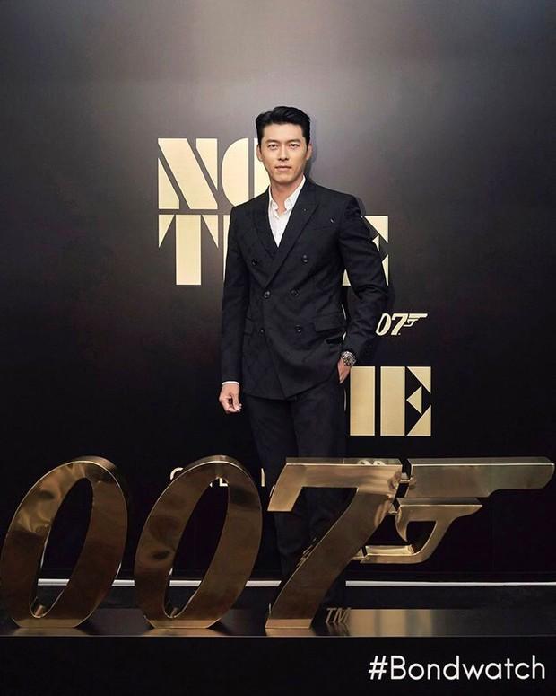 Lâu lắm rồi Hyun Bin mới đi sự kiện: Visual biến vạn bức ảnh thành poster phim là đây, bảo sao Son Ye Jin sa vào lưới tình - Ảnh 6.