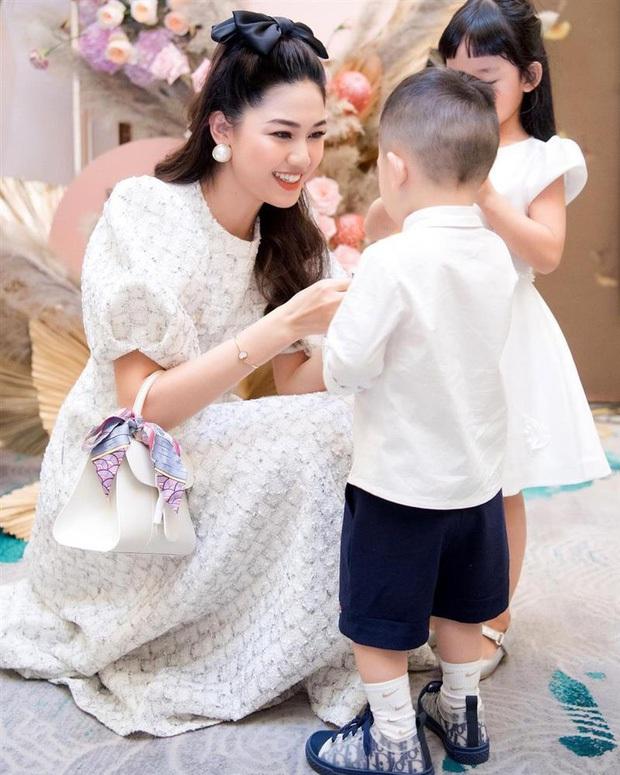 Á hậu Thanh Tú thông báo mang thai lần 2, khoe nhan sắc mẹ bầu và thần thái đỉnh như bìa tạp chí! - Ảnh 8.