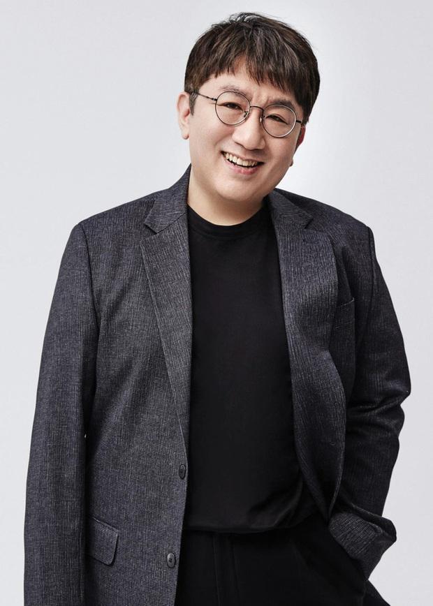 Bố Bang của BTS thành người giàu nhất Kpop: Số cổ phiếu 80.000 tỷ, gấp 6 lần 3 trùm SM, JYP và YG cộng lại - Ảnh 2.