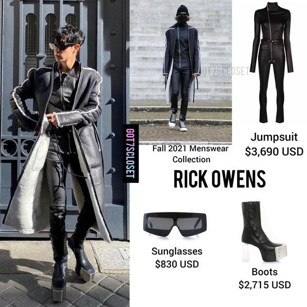 Tình tin đồn của Rosé ở Paris Fashion Week: lên đồ ngầu đét nhưng lại lộ mặt phờ phạc, kém sức sống - Ảnh 3.