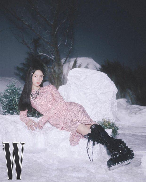 Trắng như Bạch Tuyết là có thật! 1 nữ thần xứ Hàn vừa khiến MXH xôn xao vì màn phô diễn làn da như truyền thuyết - Ảnh 8.